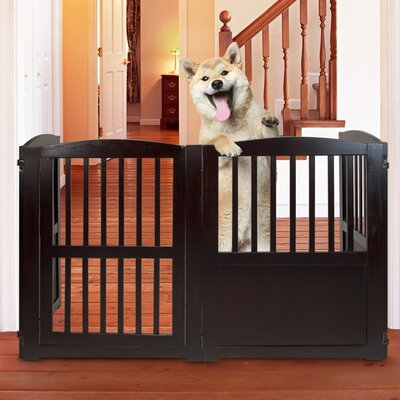 Chappy Convertible Pet Gate