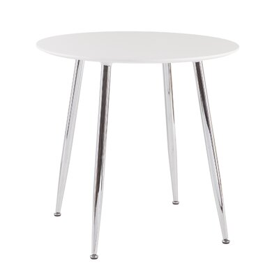 Miskell Multifunctional Round Dining Table