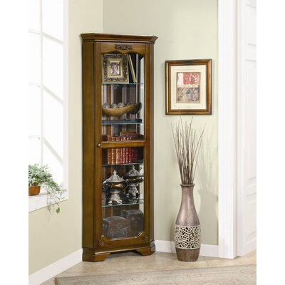 Darrens Corner Curio Cabinet