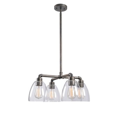 Noha 4-Light Chandelier