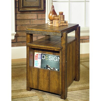 Tafoya Cabinet End Table