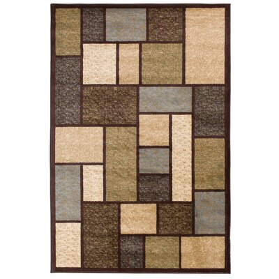 Binta  Area Rug Rug Size: Rectangle 5 x 76