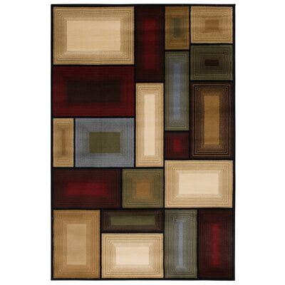 Bintah  Area Rug Rug Size: Rectangle 5 x 76