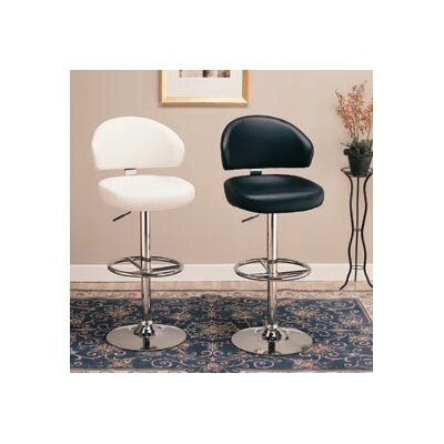 Easy financing Jackman Barstool Color: White...