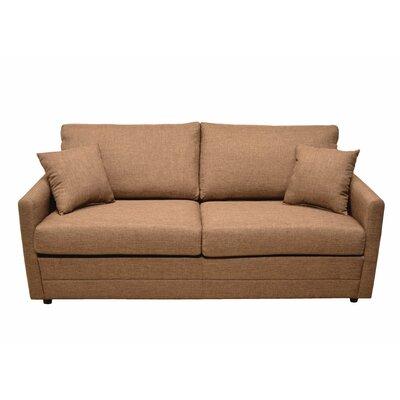 Mcinerney Sleeper Sofa Upholstery: Pecan
