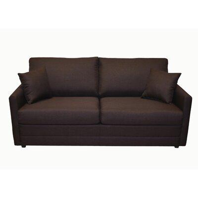 Mcinerney Sleeper Sofa Upholstery: Cocoa