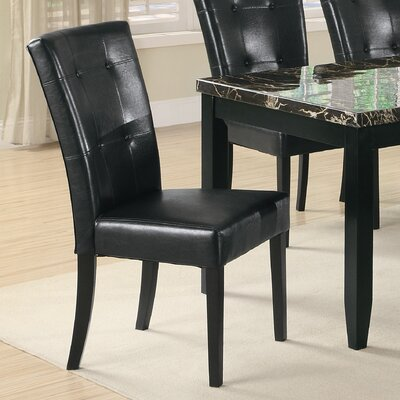 No credit financing Alma Parsons Chair (Set of 2)...