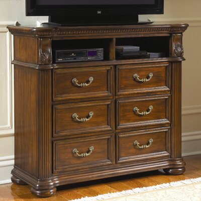 Loan for furniture Bayside 6 Drawer Media Chest...