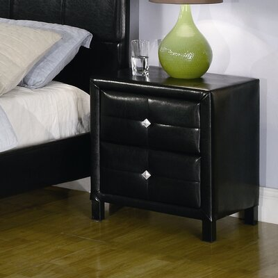 Furniture leasing Clint 2 Drawer Nightstand...
