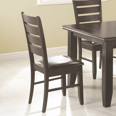 In store financing Corrigan Side Chair (Set of 2) Fini...