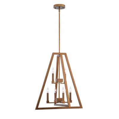 Arriaga 6-Light Foyer Pendant
