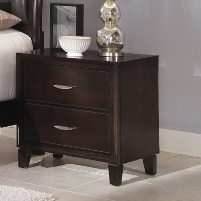 Financing Clinton 2 Drawer Nightstand...