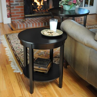 Financing for Bay Shore End Table Finish: Black...