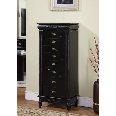 Wildon Home Moser 8 Drawer Jewelry Armoire at Sears.com