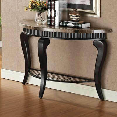 No credit check financing Galiana Console Table...