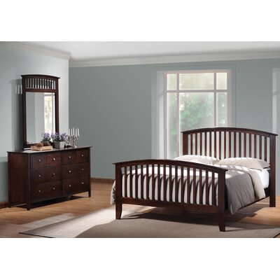 Buy Low Price Wildon Home Double Oak 3 Piece Slat Queen Bedroom Collection Bedroom Set Mart