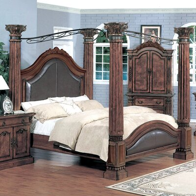 Buy Low Price Wildon Home Chatsworth Poster Bedroom Collection Bedroom Set Mart