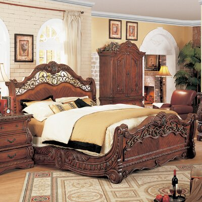 Buy Low Price Wildon Home Frontega Sleigh Bedroom Collection Bedroom Set Mart