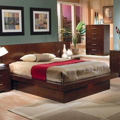 wildon home jessica platform bedroom collection bedroom set mart