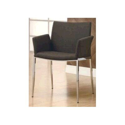 No credit financing Side Chair (Set of 2) Upholstery: C...