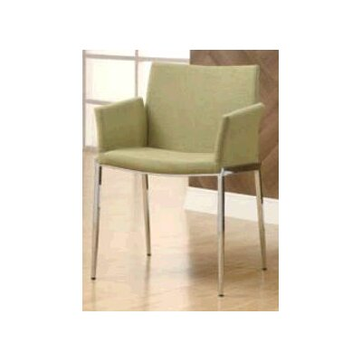 In store financing Side Chair (Set of 2) Upholstery: P...