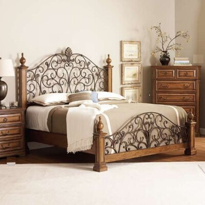 Loan for furniture State Four Poster Bed Size: Califor...