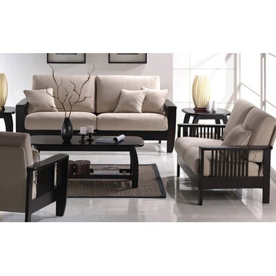 Wildon Home 2940-SF Mission Style Living Room Collection