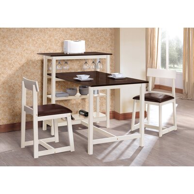 Easy financing 3 Piece Breakfast Table Set...