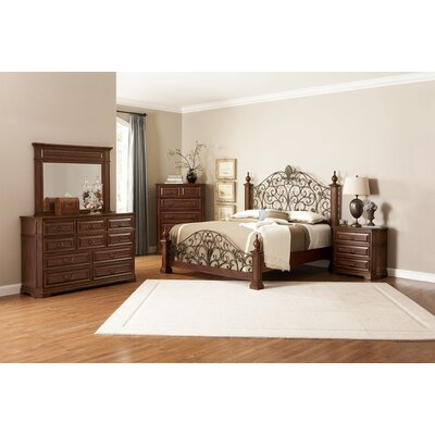 Furniture rental Edgewood Poster Bedroom Collection...