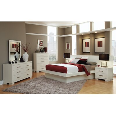 Easy furniture financing Bay Platform Bedroom Collection...