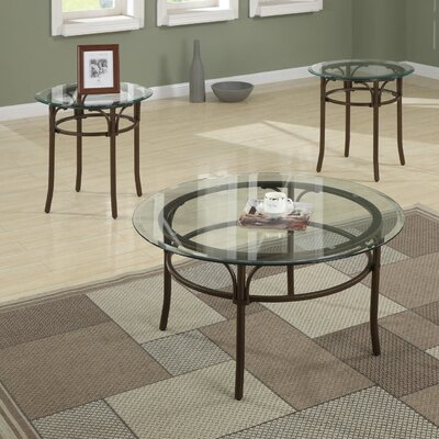 Bad credit financing 3 Piece Coffee Table Set...