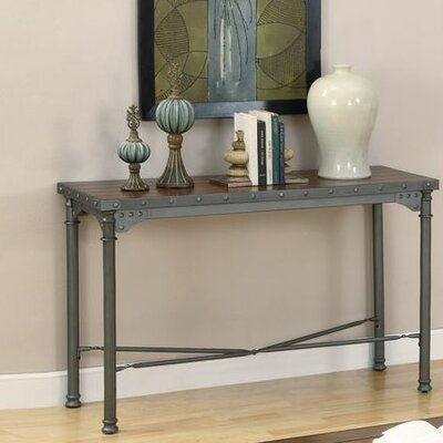 In store financing Console Table...