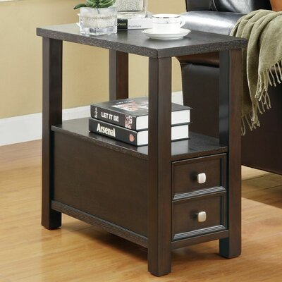 Bueller End Table