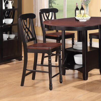 Easy financing Hemingway Bar Stool (Set of 2)...