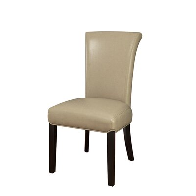 Newcastle Side Chair Finish: Taupe