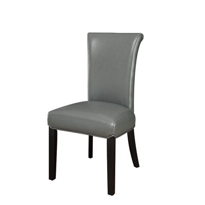 Almanza Side Chair Finish: Metal