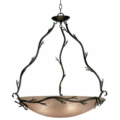 Easton 5-Light Inverted Pendant