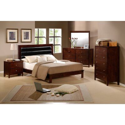 Josco Platform Customizable Bedroom Set