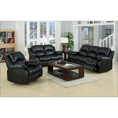 Corvin Configurable Living Room Set