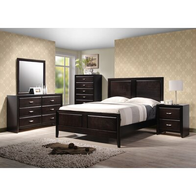 Wildon Home Adele Panel Bedroom Collection - Size: King at Sears.com
