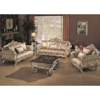 Victory Coffee Table Set