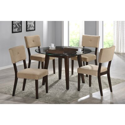 Cowell 5 Piece Dining Set