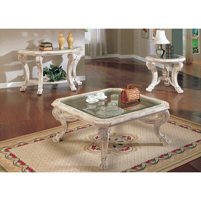 Alaskan Coffee Table Set