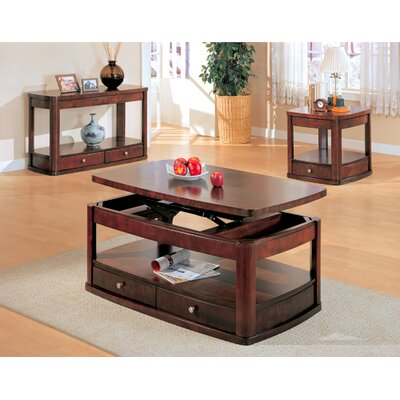 Benicia Lift Top Coffee Table