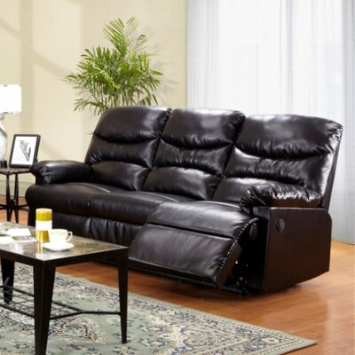 HF422T-CL CST15258 Wildon Home Geneva Reclining Sofa