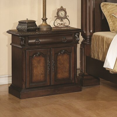 Payne 1 Drawer Nightstand