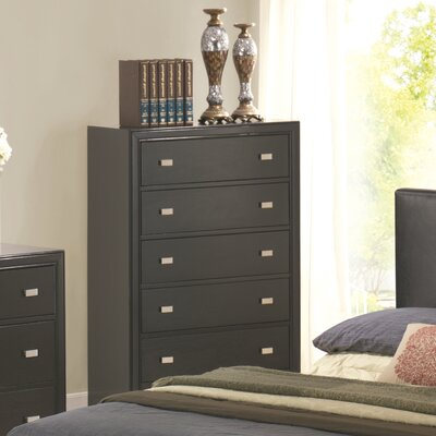 Kaspa 5 Drawer Chest