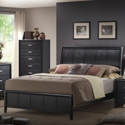 Monet Platform Bed Size: Queen