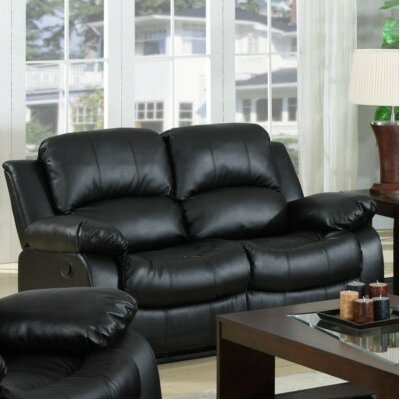 2186M-CML CST15395 Wildon Home Kaden Reclining Loveseat