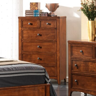 Beale 6 Drawer Chest